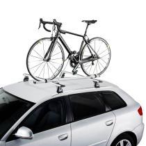 Cruz 940010 - Bike Rack G doble pomo con antirrobo