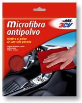 3CV 0215530 - Bayeta Coche para limpieza interior y exterior