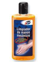 3CV 0215011 - limpiamanos 75 ml. Sin agua. Aroma floral