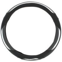 SUMEX 2505070 - funda de volante pvc snake beige-negra 37-39 cm