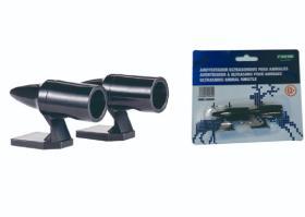 Canal Accesorios F490185 - Soporte de teléfono magnético con anclaje en el aireador