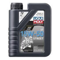 Liqui Moly 2555 - Motorbike 4t 15W50 street 1L