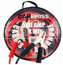 Carpriss 70177651 - Cables Arranque 400 Amperios 3,5 Metros