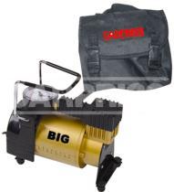 Carpriss 70623217 - Compresor Doble Cabezal Con Kit Repara Pinchazos