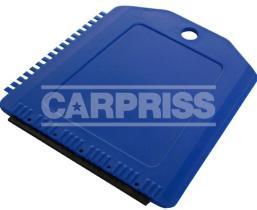 Carpriss 71723228 - Rascador de hielo y nieve con guante incorporado