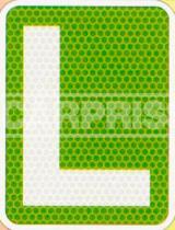 Carpriss 79391205 - V-9 Servicio Público 150X75 Aluminio