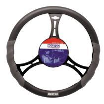 Sparco SPC1101L - Funda de volante Sparco linea gris