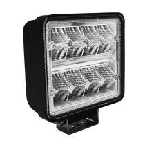 JBM 53046 - Faro de trabajo de 16 LEDS y 48W Cuadrado y luz dispersa