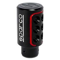 Sparco SPC0103 - Antena Sparco urban negra y blanca